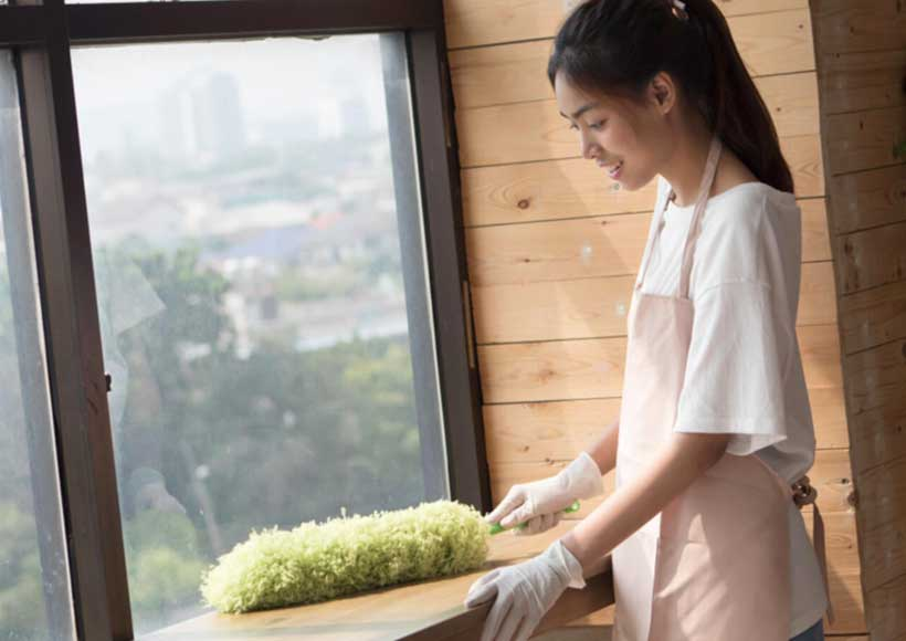 Domestic Worker in Thailand