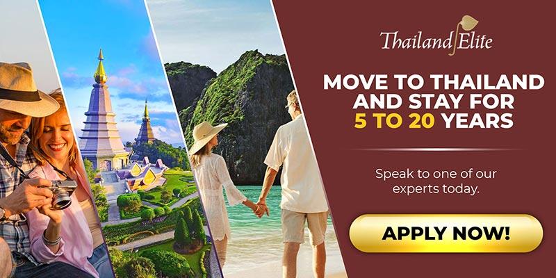 Thailand Elite Visa Application